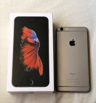 iPhone 6s Plus 64gb gris espacial - libre