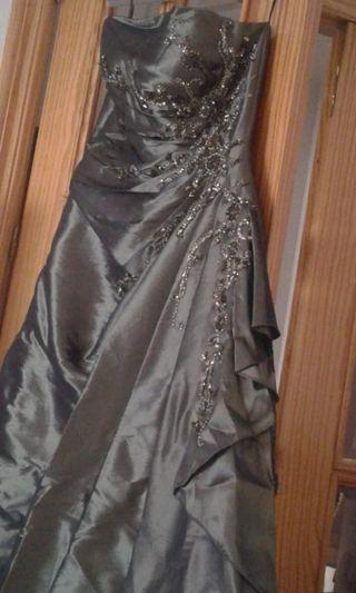 Vestido fiesta boda madrina.