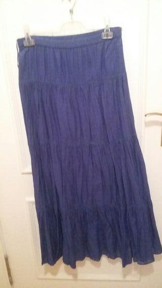 falda ibicenca