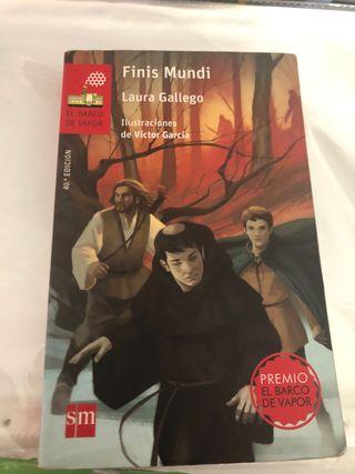Libro Finis Mundi