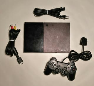 Sony Playstation 2 Slim (PS2) (PSTwo)