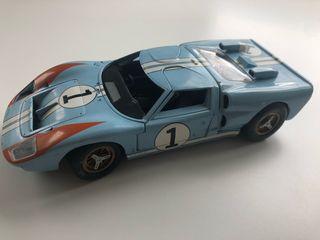Maqueta Ford GT40