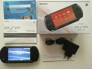 SONY Playstation PSP - E-1004 Street