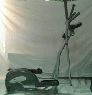 elíptica de Hipercor, (bicicleta, aparato deporti)