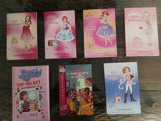 Conjunto de libros infantiles