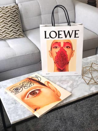 LOEWE Magazine Nº1 + Lámina