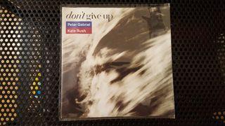 Single - Peter Gabriel / Kate Bush Don't Give
