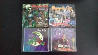 CD-s Mago de Oz