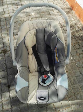 cuco sillita bebe, silla para coche Marca Jane