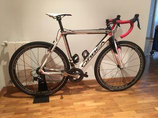 Bicicleta orbea Terra ciclocross gravel