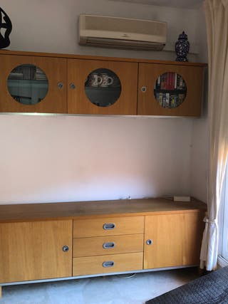 Conjunto de muebles comedor de segunda mano por 120 en reus en wallapop - Muebles segunda mano reus ...
