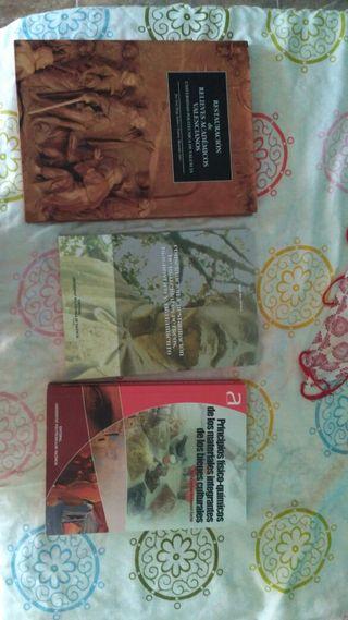 libros de restauración