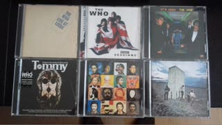 Lote CD-s The Who
