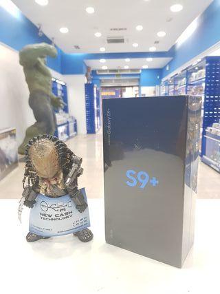 SAMSUNG GALAXY S9 PLUS 64GB LILA PURPLE PRECINTADO
