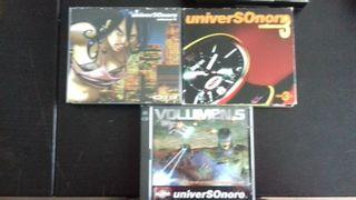 Lote CD-s Universonoro