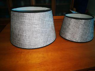 Pantallas de lampara