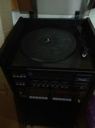 Equipo de música Amstrad