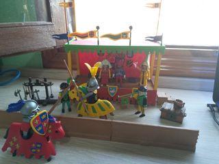 justa medieval 3652 playmobil