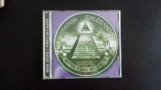 2 CD-s Disidencia + Malos Vicios