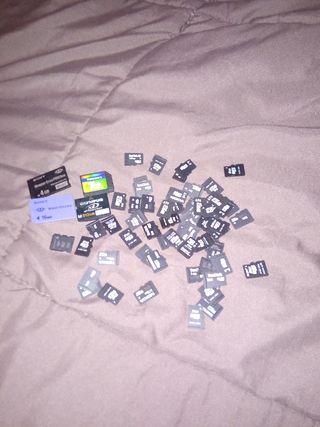tarjetas de memoria para movil