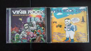 2 CD- Viña rock