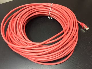 Cable Ethernet categoría 7 - 25 metros