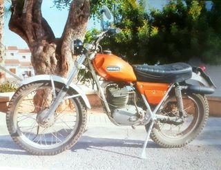 Moto Ossa Explorer 250cc 1974