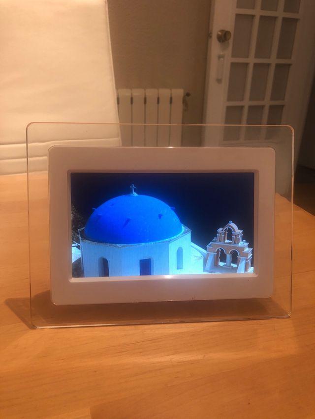 Marco de fotos digital de segunda mano por 5 € en Sant Just Desvern ...