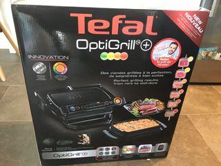Grill/ Parrilla eléctrica Optigrill+ Tefall