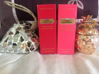 Perfumes Victoria's Secret