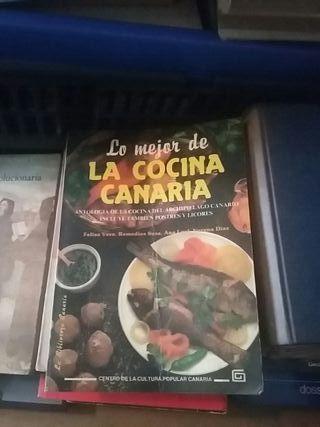 Libro Recetas Cocina Canaria