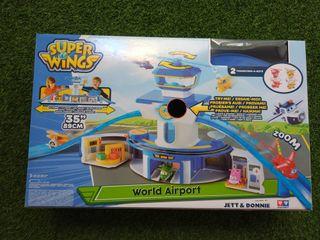 aeropuerto super wings