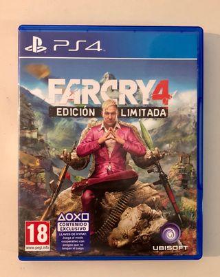 FarCry 4 (Videojuego PS4)