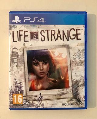 Life is Strange (Videojuego PS4)