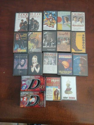 cintas casset
