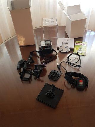 cámara go DENVER WIFI CAM GPS
