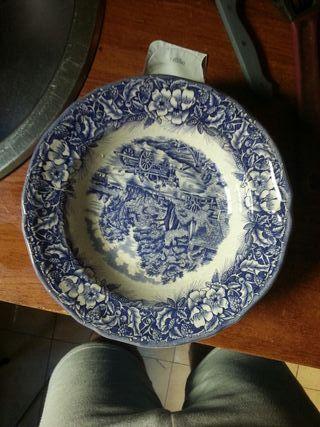 platos vintage