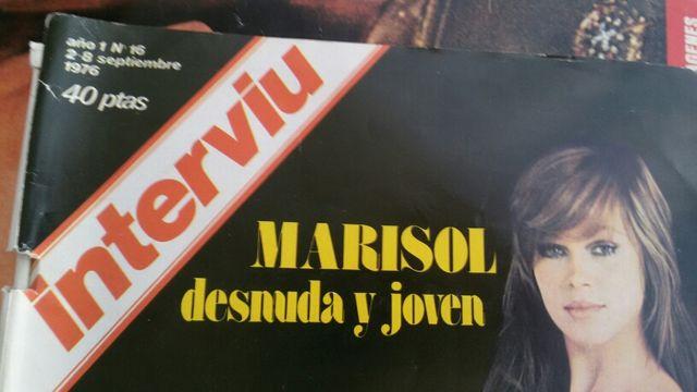 Interviu De Marisol De Segunda Mano Por 30 En Olesa De Montserrat