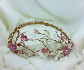 corona porcelana