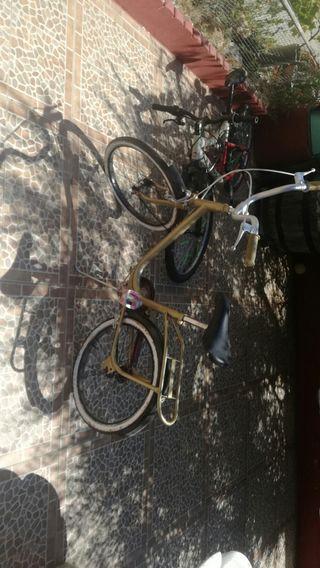 bicicleta bh antigua para niñ@