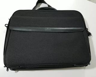 Maletín portatil Samsonite negro