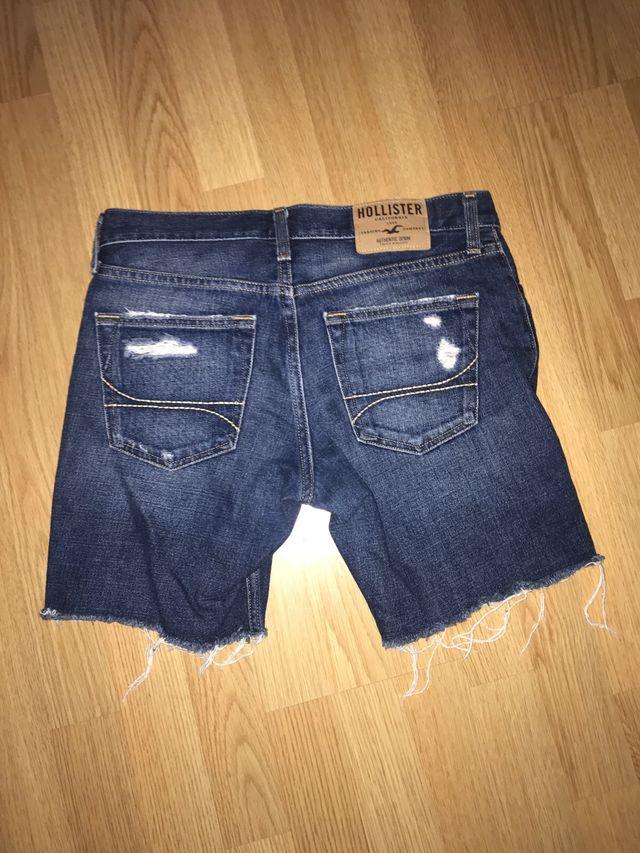 Pantalones cortos Hollister practicamente nuevos