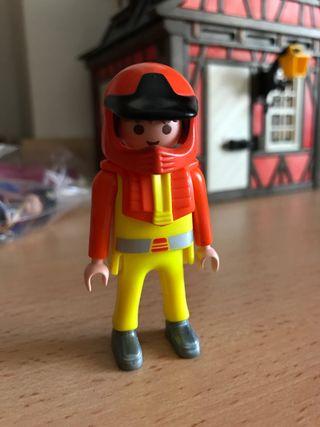 Playmobil piloto