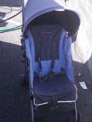silla de niño Maclaren