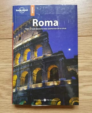 Guia Roma Lonely Planet