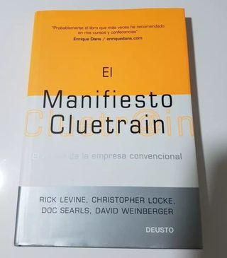 Libro El Manifiesto Cluetrain
