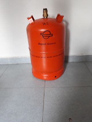 bonbona de gaz
