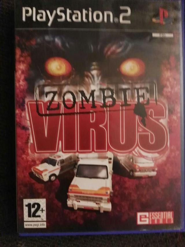 Juego Zombie Virus Ps2 De Segunda Mano Por 19 En Barcelona En Wallapop