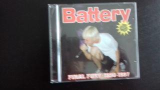 Cd Battery - Final fury 1990-1997