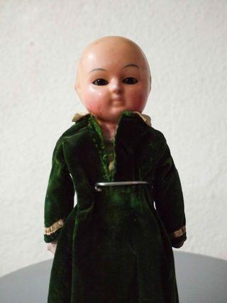 Muñeco antiguo especial